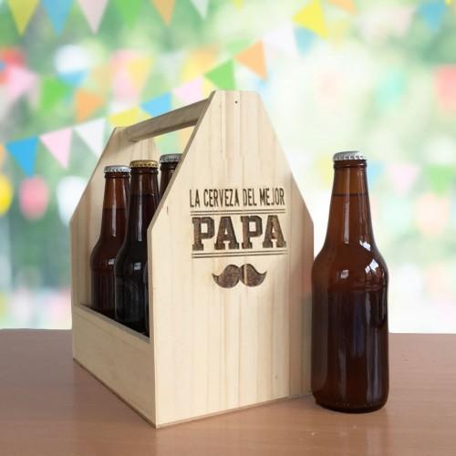 Caja La cerveza del mejor papá (SIN cerveza)