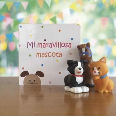 Libro Bebé 'Mi Maravillosa Mascota' - Personalizable