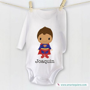 Camiseta SUPER niños - Personalizable