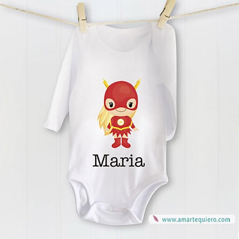 Camiseta SUPER niñas - Personalizable