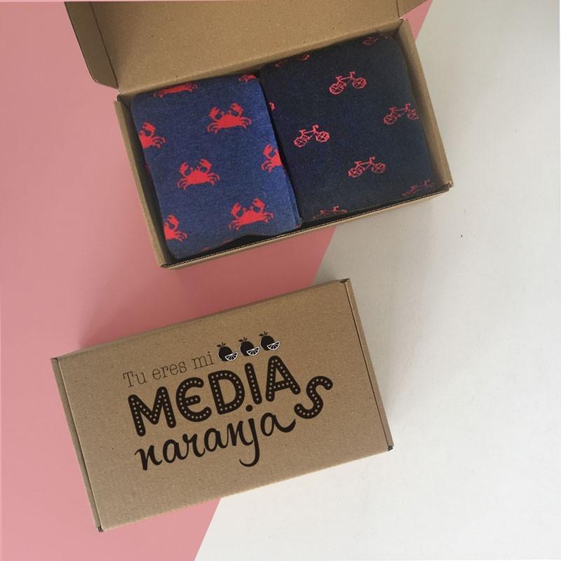Medias - Eres mi Medias Naranja!